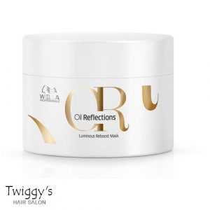 Oil Reflections Luminous Mask