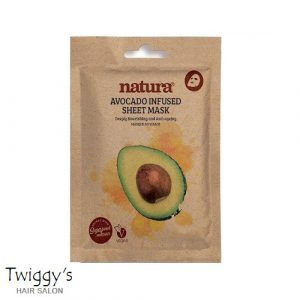 BeautyPro Natura Avocado Face Sheet