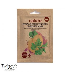 BeautyPro Natura Potato & Parsley Under Eye Mask